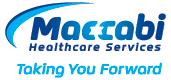 Maccabi Healthcare Services logo